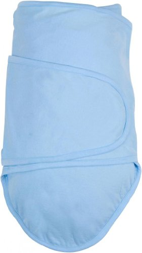 Best Price! Miracle Blanket Swaddle, Blue