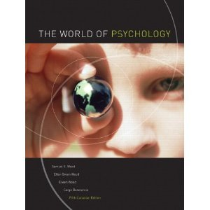 The World of Psychology and Student Access Kit for MyPsychLab