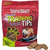 Natural Balance Tillman's Training Tips Beef & Vegetable Formula Dog Treats 6-oz bag