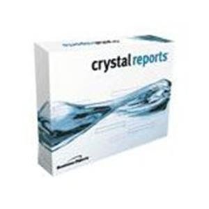 Upgrade Crystal Reports 11 Developer French [Old Version]