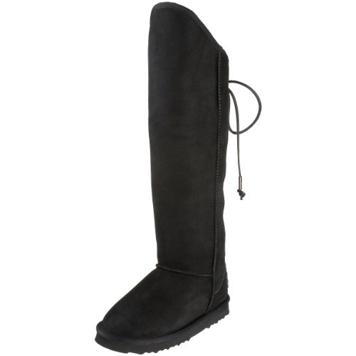 Australia Luxe Collective Women's Dita Tall Over-the-Knee-Boot,Black,4 M US