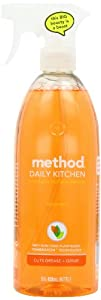 Method Daily Kitchen Surface Cleaner 828 ml (Pack of 2)