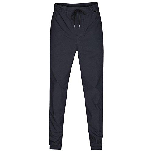 Hurley - Mens Dri-Fit Jogger Pants, Size: Large, Color: Black