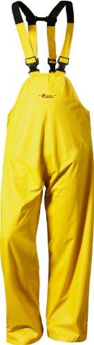 NORWAY PU Arbeits-Latzhose - gelb - Größe: M