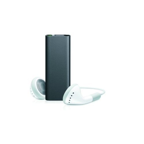 Apple iPod shuffle 2 GB Black (3rd Generation) OLD MODEL