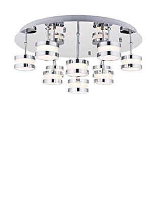 Design Light Lámpara De Techo Vera Metálico Ø 55 cm