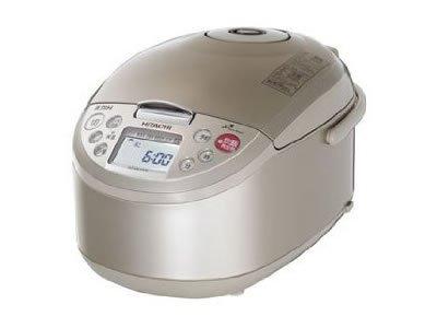 HITACHI 圧力スチーム極上炊き 圧力IHジャー炊飯器 5.5合炊き 絹 RZ-HV100K-N