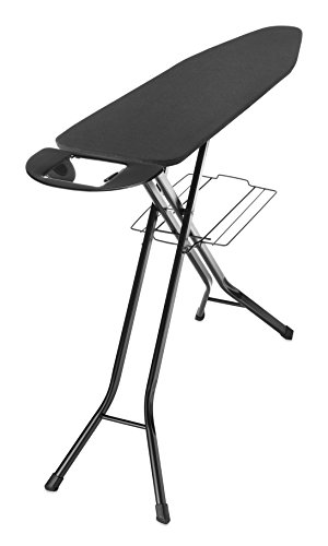 Deluxe 4-Leg Ironing Board with Pad and Cover (Leg Leg Ironing Board compare prices)