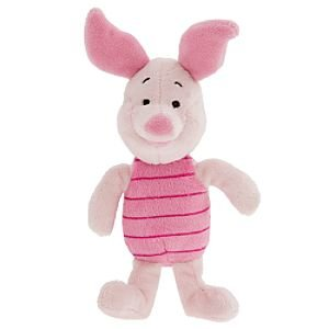Disney Piglet Mini Bean Bag Plush