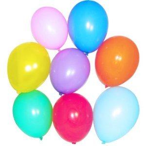 Why Should You Buy Standard Color Balloons (144 pcs)