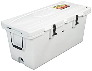 Moeller Ice-Station Zero Marine Ice Chest (125-Quart, 44.5 x 19.5 x 21.25) by Moeller Marine