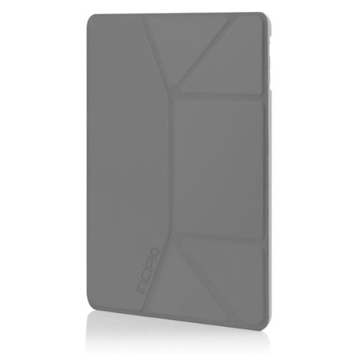 Incipio LGND Hard Shell Convertible Case for iPad Air (IPD-331-GRY)