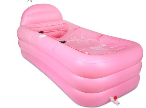 Baby Inflatable Bath Tub front-327611