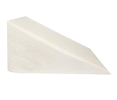 Original Bamboo Acid Reflux Relief (26 x 25 x 11) Inch Memory Foam Wedge Adjustable Bed