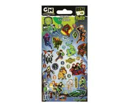 Ben 10 Small Foiled Stickers