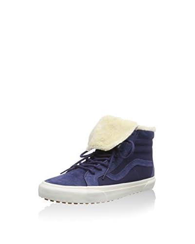 Vans Sneaker Alta U Sk8-Hi Zip T O Mt [Blu]