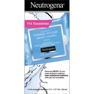 Up Remover Wipes 114ct S