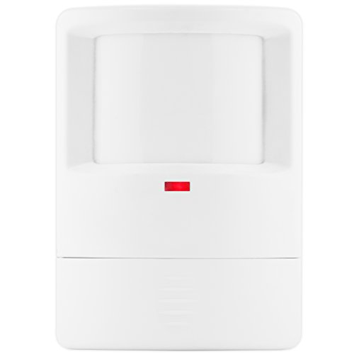 Enerlites MPW-V Wall Mount Occupancy Sensor, Passive Infrared PIR Line Voltage Switch, 1000 ft. sq Coverage - White (Line Voltage Door Switch compare prices)