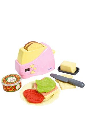 Red Box Electronic Toaster Playset On Sale
