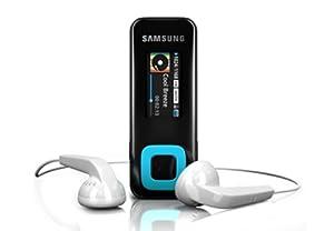Samsung YP-F3 4GB Sports Clipper MP3 Player - Blue