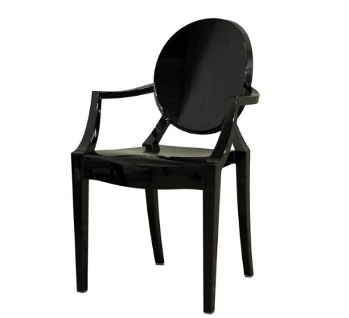 dining chair modern style black finish sale cheap price for sale