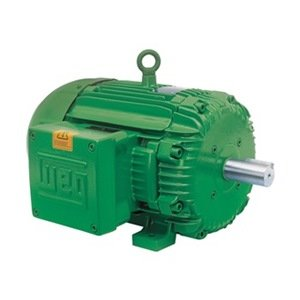 Hazardous Loc Mtr, 3 Ph, Tefc, 1-1/2 Hp, T4