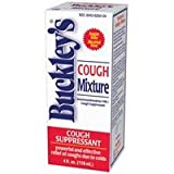 Buckley's Cough Mixture, Suppressant 4 fl oz (118 ml)