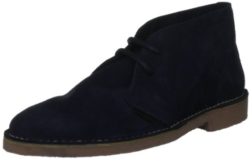 Ben Sherman Men's Cleg Desert Navy Lace Up 0301200 10 UK