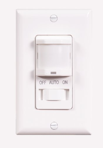 Maxxima 500 Watt Electrical Occupancy Sensor Switch