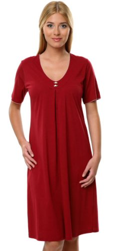 Women´s Nightwear / Cotton Nightdress - Made in EU - different colors