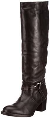 Mexx Chelsey 5 High Boot F9RE0027, Damen Stiefel, Schwarz (BLACK 1), EU 40