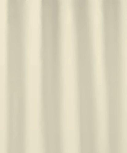 Kleine Wolke 4945220305 Duschvorhang Phönix, 180 x 200 cm, champagner