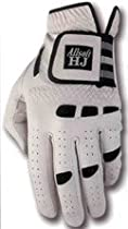 HJ AllSoft Plus Golf Glove Cadet Med/Large Stone Gray Right Hand