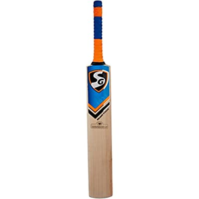 SG Reliant Xtreme English Willow Cricket  Bat (Short Handle, 1100-1300 g)