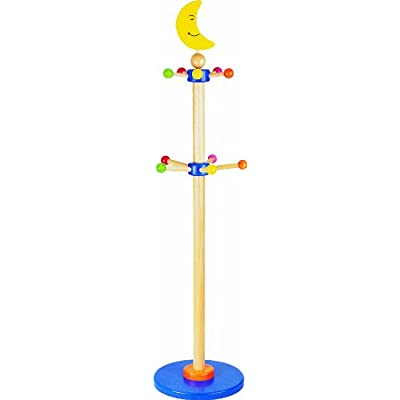 Voila Children's Clothes Hanger Moon