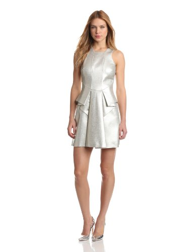 Silver Dresses For Women - Laura Williams