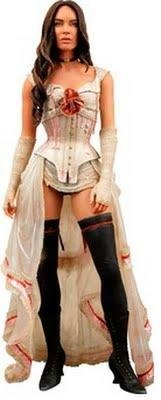 "Jonah Hex: Series 1 Lilah 7"" Action Figure"
