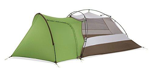 MSR Nook Gear Shed Tent, Moss Green/Gray
