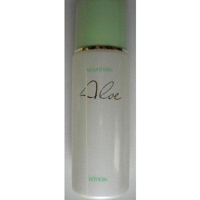 マミヤンアロエスキンローション弱酸性120ml