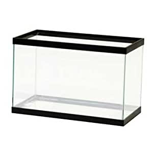All glass aquarium aag10005 tank 5 5 gallon for 5 gallon glass fish tank