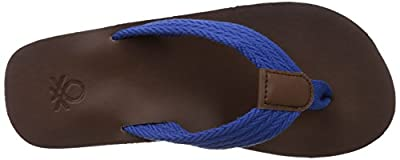 United Colors Of Benetton Men's Hawaii Thong Sandals