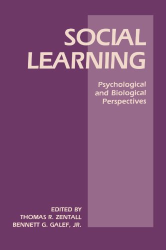 Social Learning: Psychological and Biological Perspectives (Comparative Cognition and Neuroscience Series)