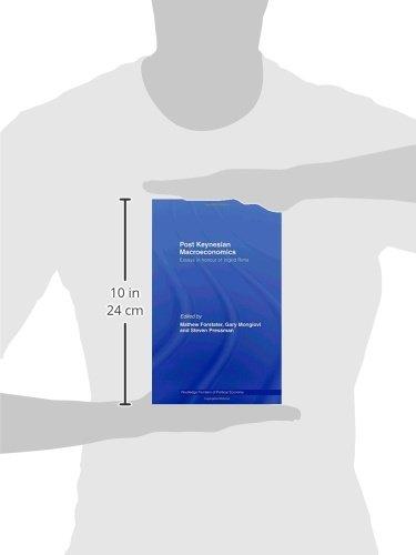 Post-Keynesian Macroeconomics: Essays in Honour of Ingrid Rima (Routledge Frontiers of Political Economy)