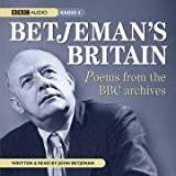 Betjeman's Britain: Poems from the BBC Archives (BBC Audio)