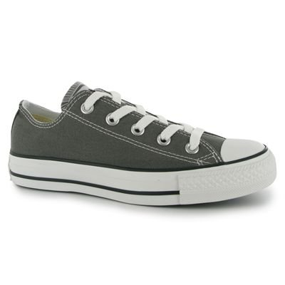 Converse All Star Ox Mens Charcoal 8.5 (42) UK UK
