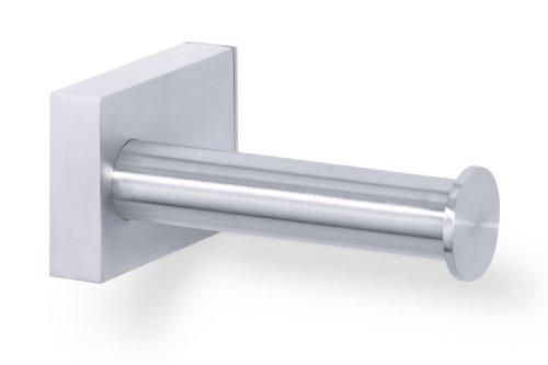 zack 40192 fresco toilettenpapierhalter toilettenb rste. Black Bedroom Furniture Sets. Home Design Ideas