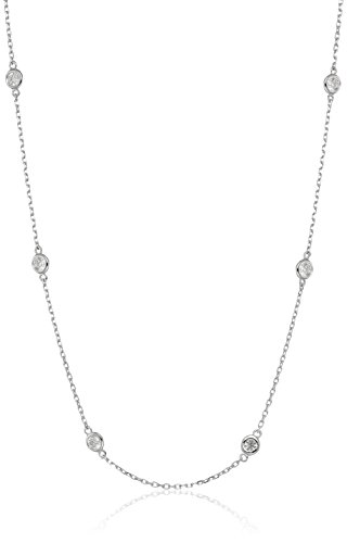 14k-White-Gold-Diamond-By-the-Yard-Floating-Strand-Necklace