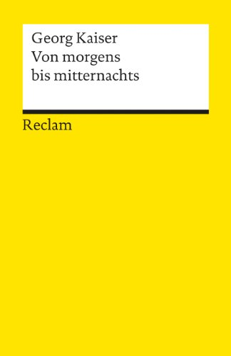 Von Morgens Bis Mitternachts (German Edition)