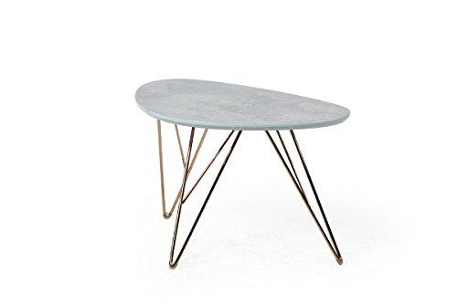 bonVIVO-Design-Couchtisch-LOUIS-Beistelltisch-Nierentisch-im-50er-Jahre-Retro-Look-in-Marmor-Stein-Otik-und-Metall-Fen-in-gold-60-x-40-cm