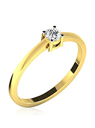 Friendly Diamonds Anillo FDR5363Y (Oro Amarillo)